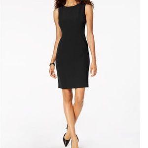 Gap • Velvet sleeveless black dress